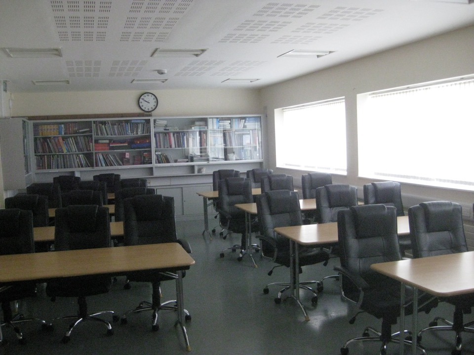 Library In Classroom
