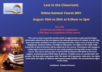 SUM05-21 Law in the Classroom