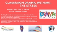 SP188-21 Classroom Drama without the Stress