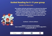 SP184-21 Guided Reading ages 9-11 group